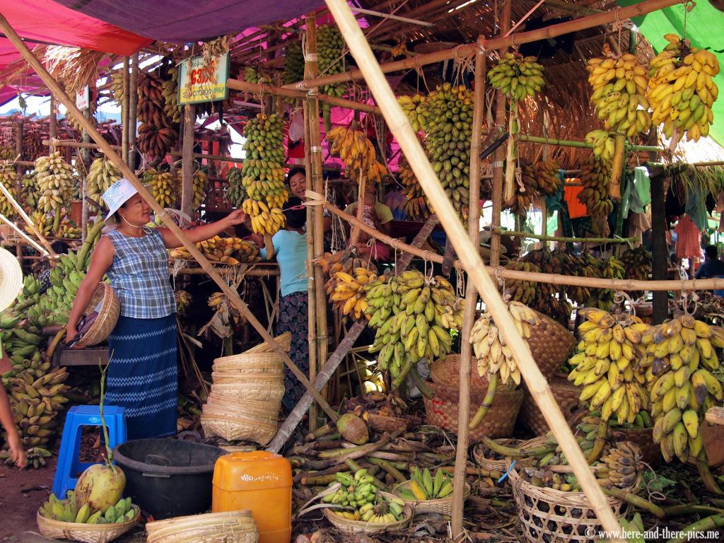 Nat Pwe in Taungbyone, Myanmar