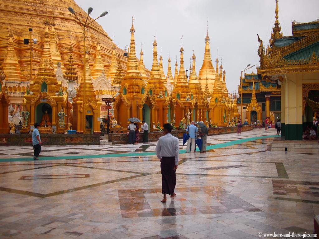 Swedagon, Yangon, Myanmar