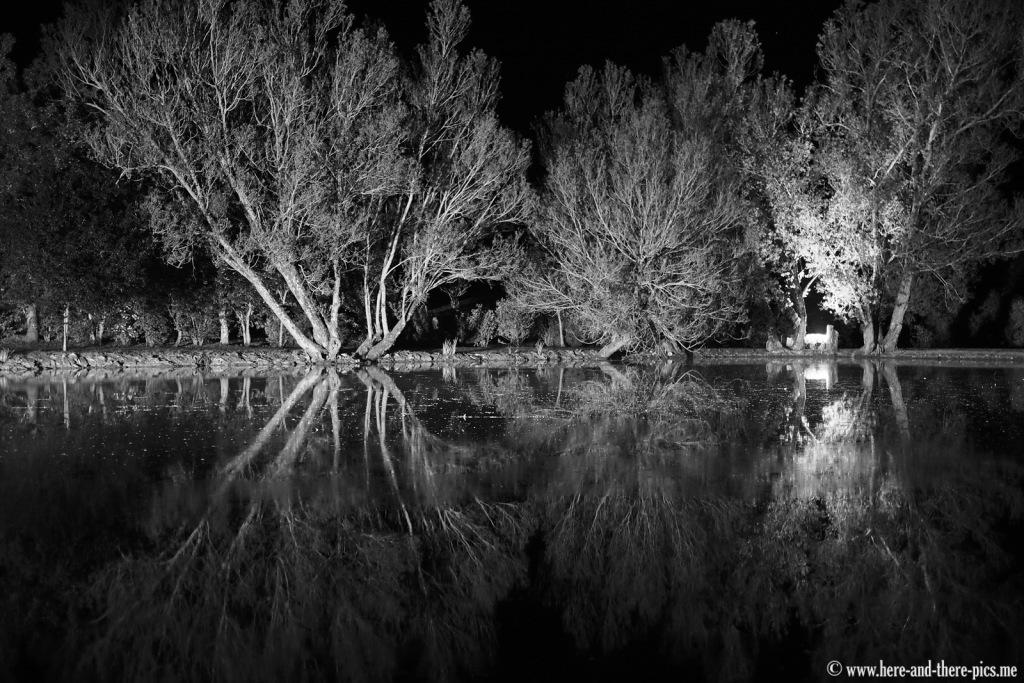 L'Abîme, Sementron by night