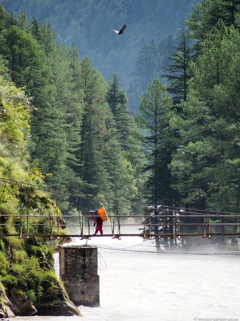Parvati Valley in the Kullu District of Himachal Pradesh