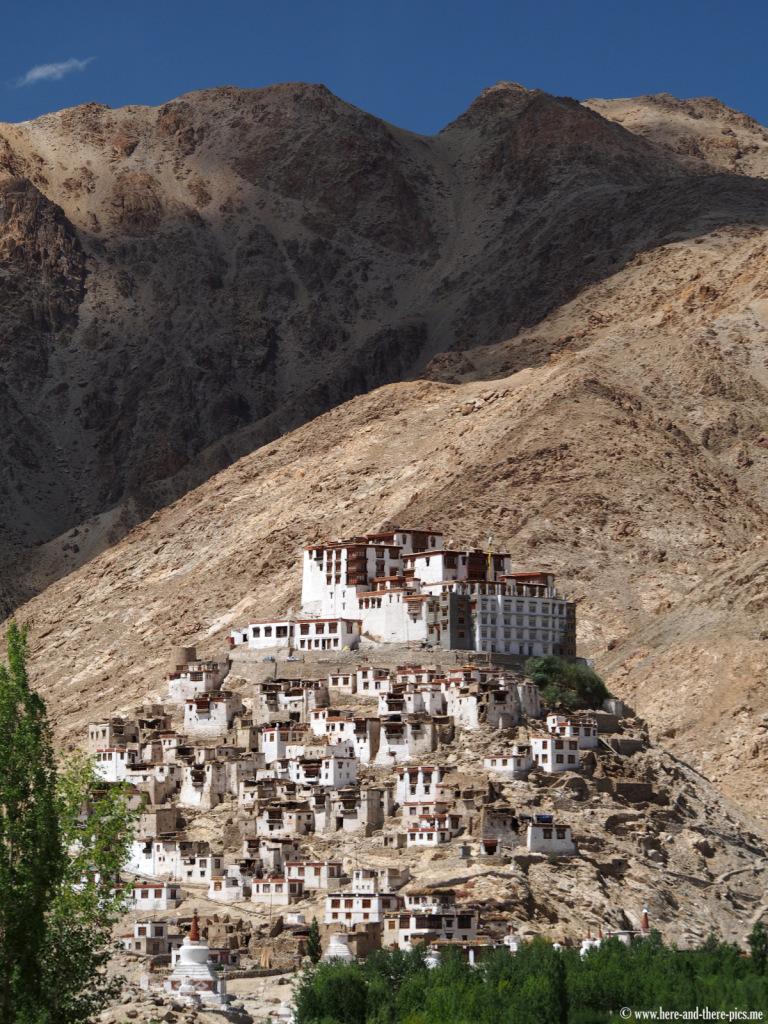 Chemrey Monastery 40 kilometres East of Leh